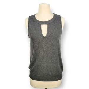 Feel The Piece Terre Jacobs Soft Knit Keyhole Top